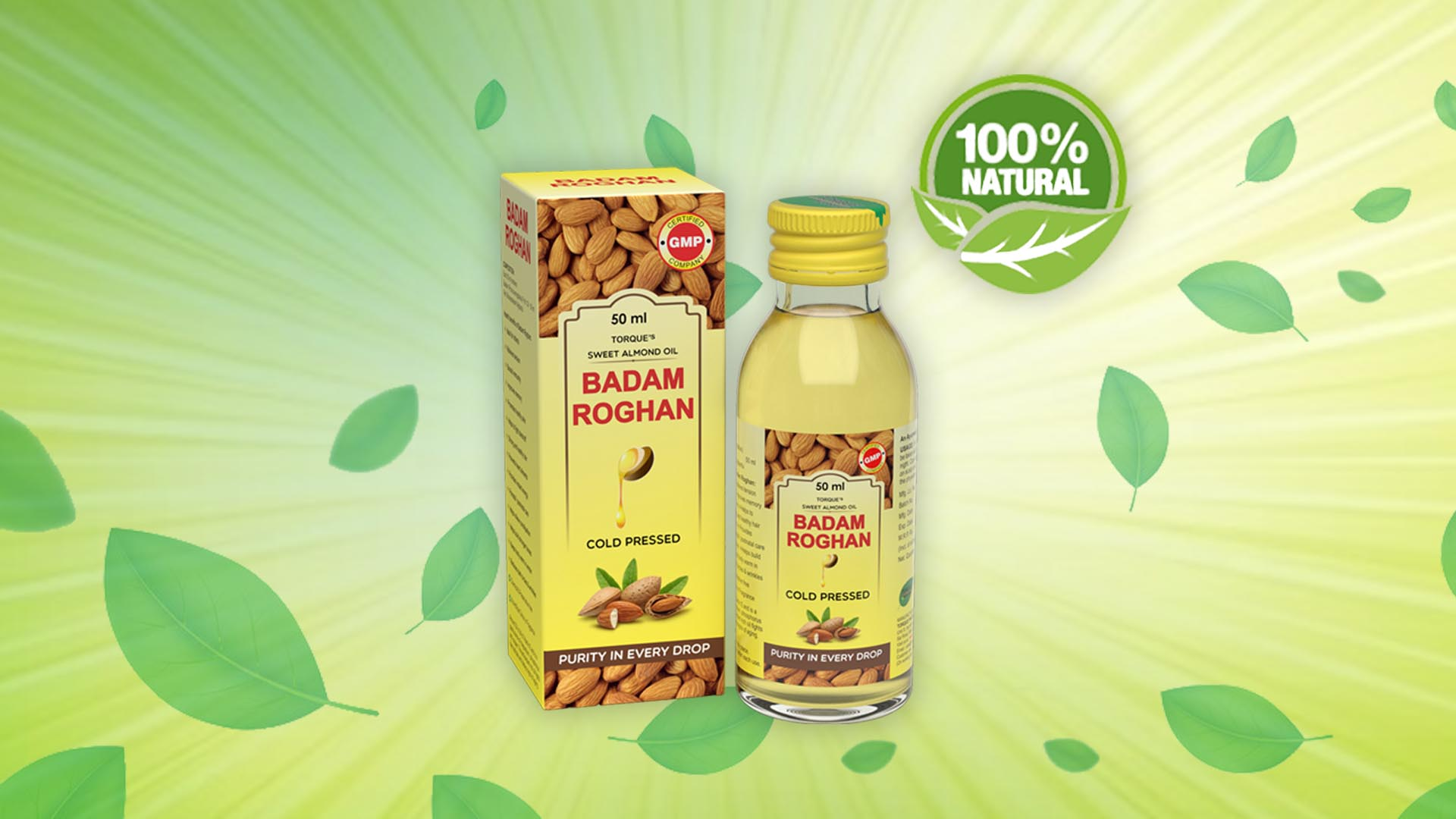 How badaam oil can be a lot of benefits