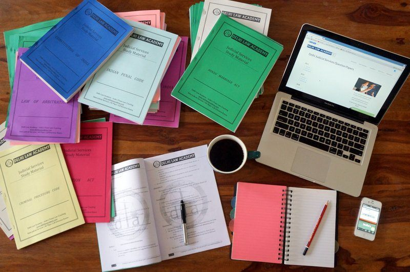 Is the key to success for Exams relies in the preparation material?