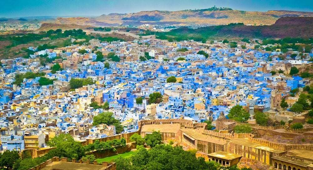Seven Reasons to Visit Jodhpur in the Rajasthan of India